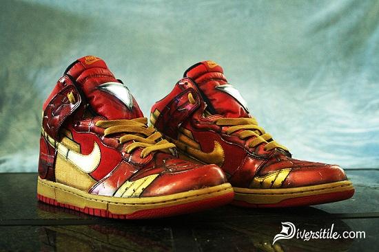 Converse Iron Man