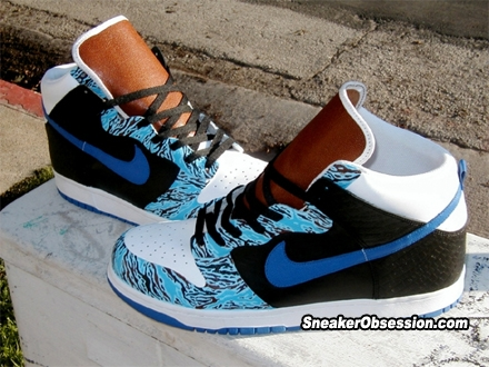 customized nikes