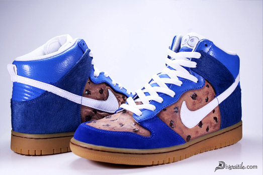 Cookie Monster Nike Shoes For Sale