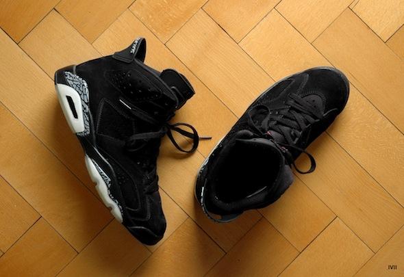 EmmanueLabors Favorite Custom Sneakers From 2011