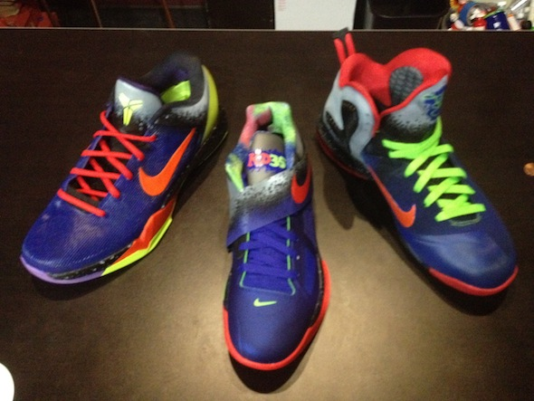 newest 31b46 32ecf Surely you may want these custom NERF Nike Kobe ...