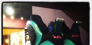 online store c1a2c 07349 Nike Lebron 9 South Beach by Mache Custom Kicks