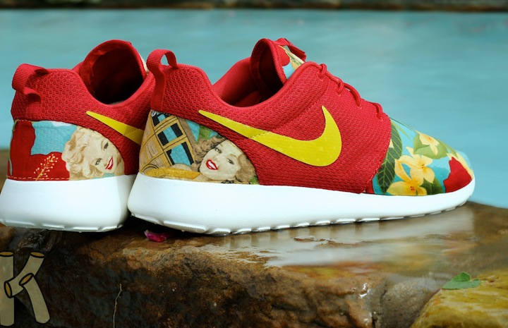 roshe run nike island girls