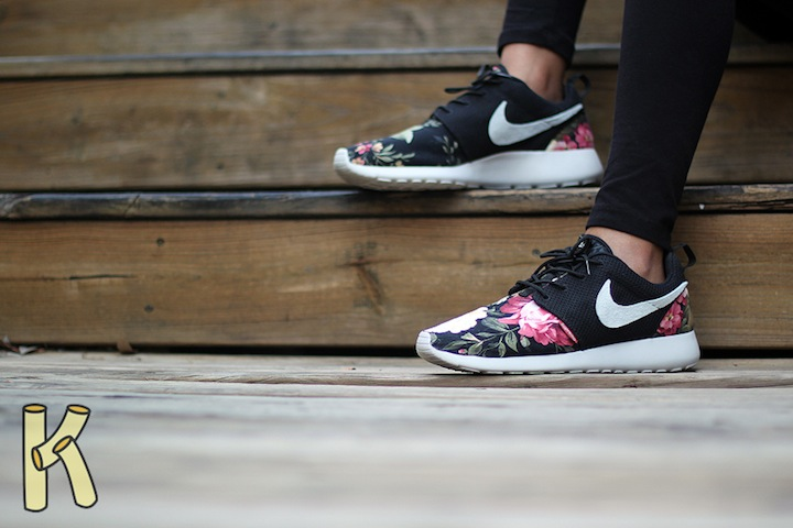 separation shoes 390d3 90a59 ... closeout custom nike roshe run floral supremo kikeronincheese 5 369e9  ed1b0