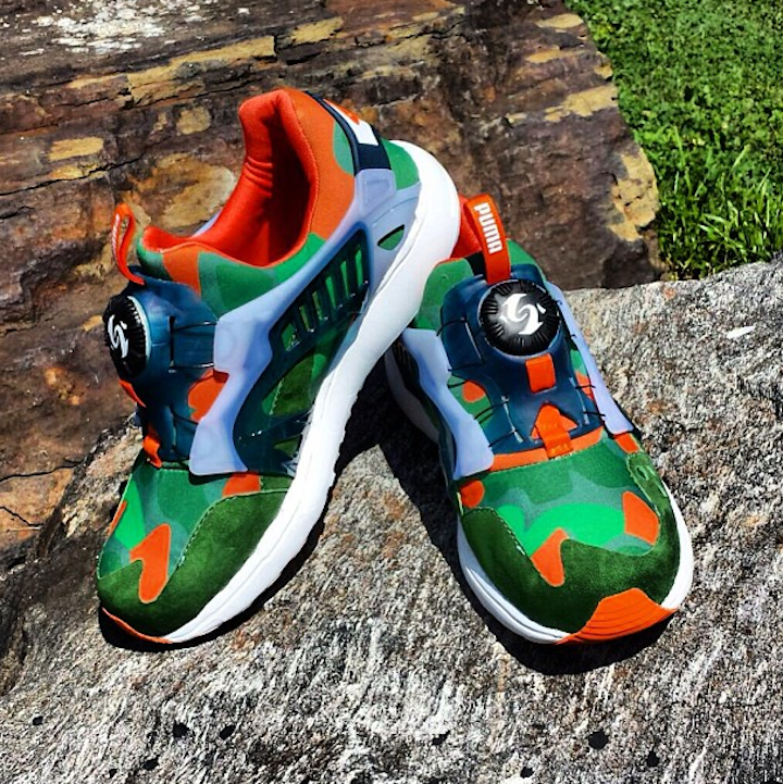 puma disc customize