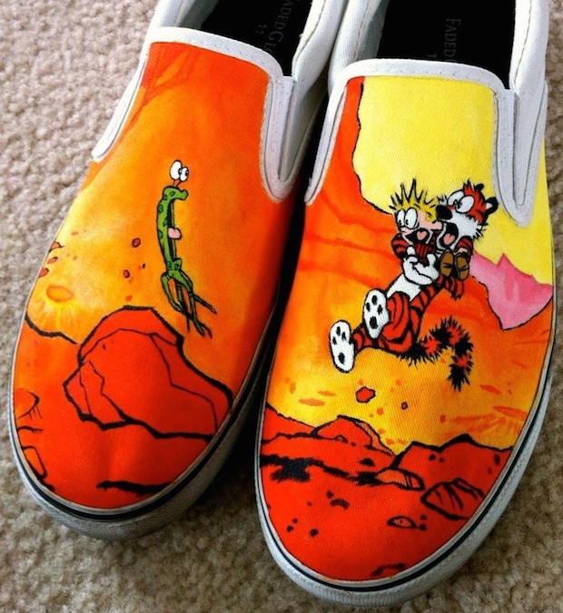 calvin-and-hobbes-painted-custom-vans-laces-out-studios-2