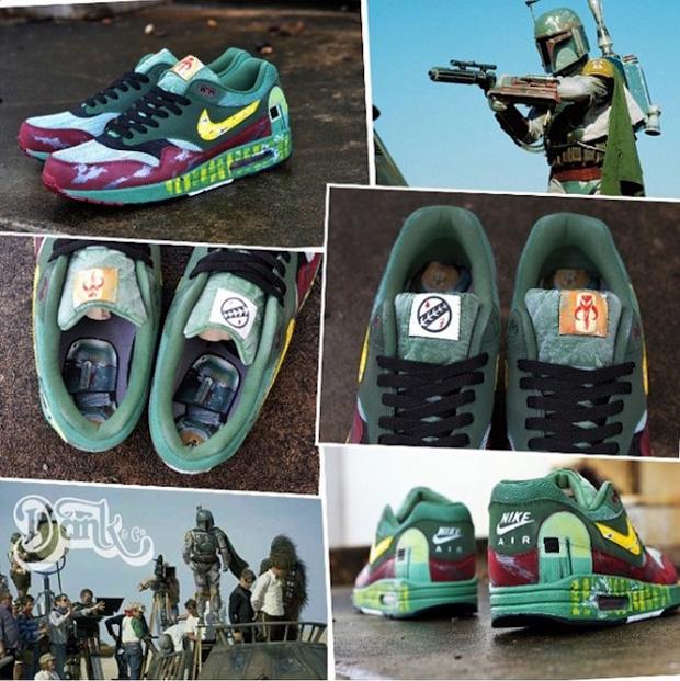 Boba-Fett-Star-Wars-Shoes-Nike-Dank-Customs