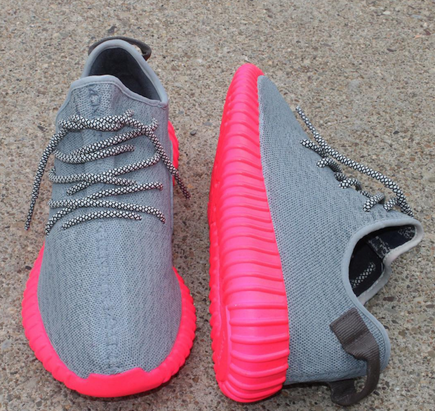 Adidas Yeezy Boost Pink