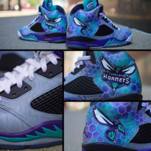 charlotte hornets shoes