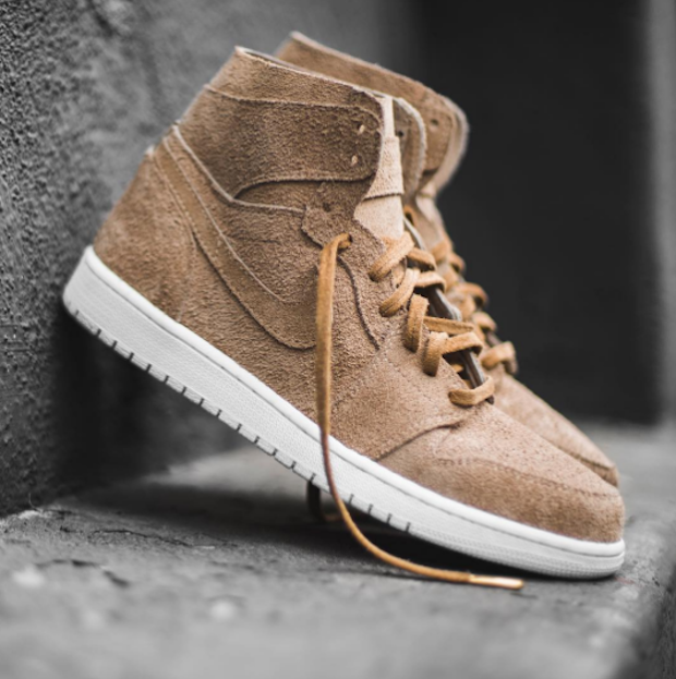 horween nubuck air jordan 1 deconstructed