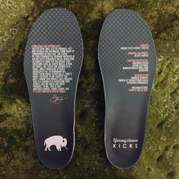 Foot Canvas Custom Insoles