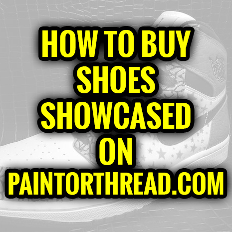 Buy Custom Sneakers