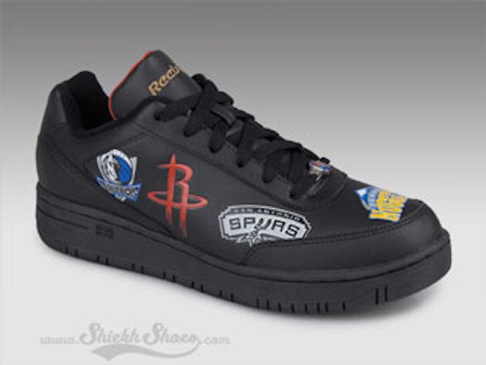 Reebok Downtime Low NBA Logos Nike Shoes