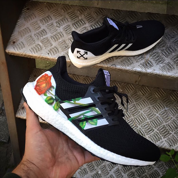off white adidas shoes