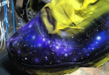galaxy air jordan space jam customs