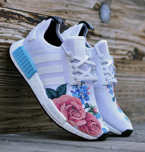 Customize Adidas Shoes Nmd